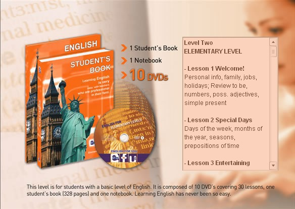 efu english for you